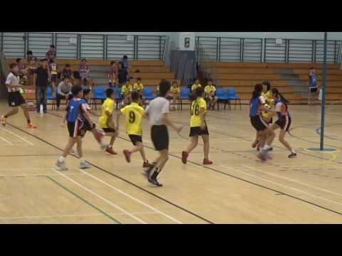 Samgsung 第59屆體育節會長盃合球邀請賽- China VS YaumatiCPS
