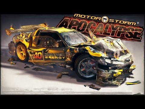 MotorStormTHE MOST DESTRUCTIVE RACING GAME EVER! - MotorStorm Apocalypse