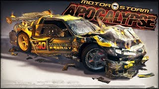THE MOST DESTRUCTIVE RACING GAME EVER! - MotorStorm Apocalypse