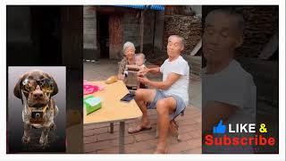 Hài Trung Quốc -Hai Ông Bà Già (Cười Không Nhặt Nổi Mồm)