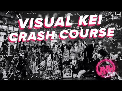 VKH Live - Creating a Crash Course in Visual Kei