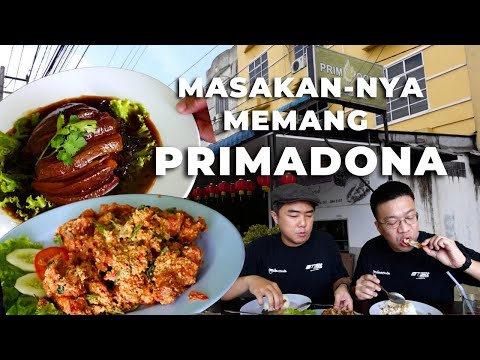 Sapo Tahu dan Ayam Goreng RM Primadona Gak Ada Obat!