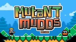 Mutant Mudds Deluxe PS4 Gameplay