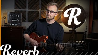 Joey Landreth on Playing Behind the Slide | Reverb Interview
