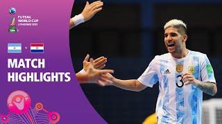 Argentina v Paraguay   FIFA Futsal World Cup 2021   Match Highlights