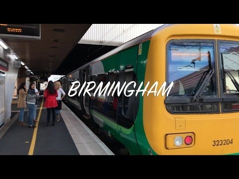 Travel with me:  Birmingham Vlog 04