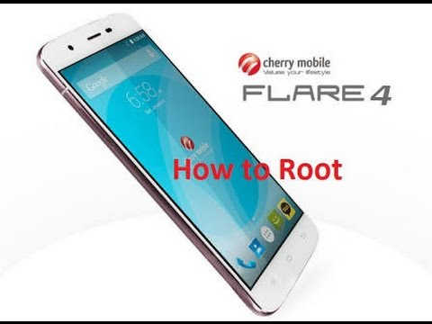 How to - Root Cherry mobile Flare 4/S4 Lollipop (root android easy)