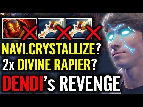 DENDI vs Na`Vi.Crystallize