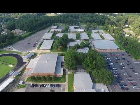 JR Tucker High School Drone