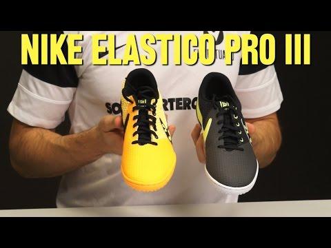 Review zapatillas Nike Elastico Pro III