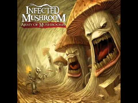 Infected Mushroom   Army Of Mushrooms Full Album