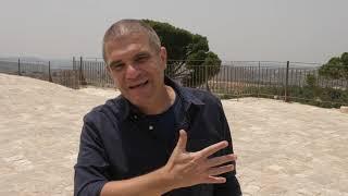 Brigadier- General (Res.) Gal Hirsch - Tour to Prophet Samuel's Tomb- Episode 4 - Part A
