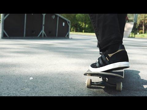 Jost Arens und das Skateboarden
