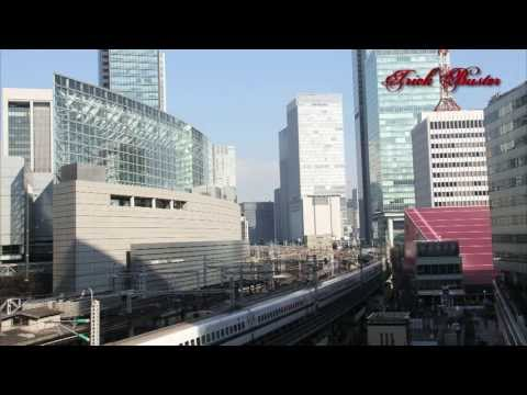 LIFE IN TOKYO - TOKYO DAY TIMELAPSE HD