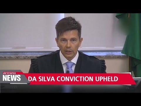 Brazil court votes to uphold Lula da Silva conviction