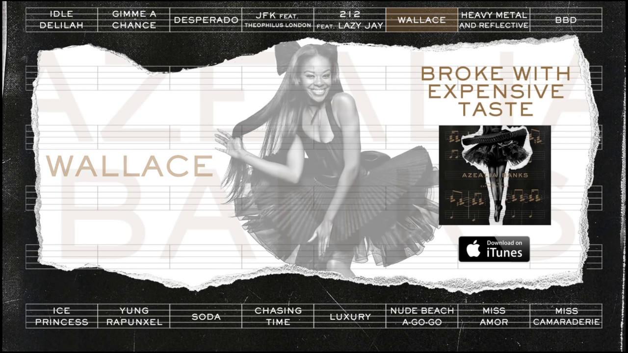 BROKE WITH EXPENSIVE TASTE - INTERACTIVE ALBUM SAMPLER - YouTube