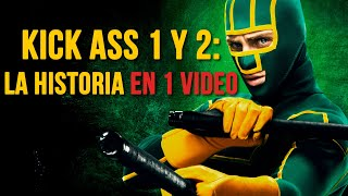 Kick Ass 1 y 2: La Historia en 1 Video