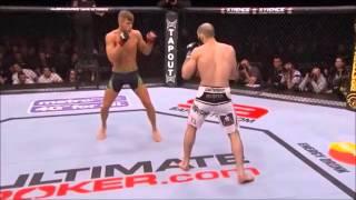 Adlan Amagov UFC Debut -Дебют UFC адлана Амагова