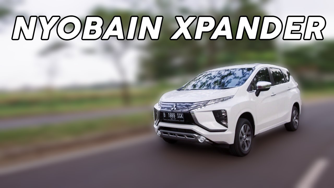 BTS OTODRIVER:  Nyobain Mitsubishi XPANDER #CARVLOG INDONESIA