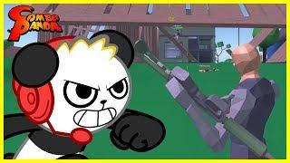 FORTNITE VS. ROBLOX ! Roblox Strucid Let's Play with Combo Panda thumbnail