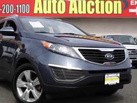 2011 kia sportage awd 4dr lx suv new jersey state auto auction used cars youtube. Black Bedroom Furniture Sets. Home Design Ideas