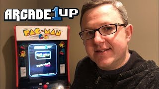 Arcade1Up - Are they worth it or junk? | HONEST REVIEW Pac-Man, SFII, Atari 12-in-1, Rampage