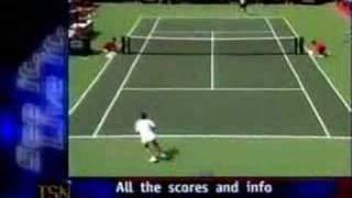 Jelena Dokic versus Conchita Martinez - Highlights