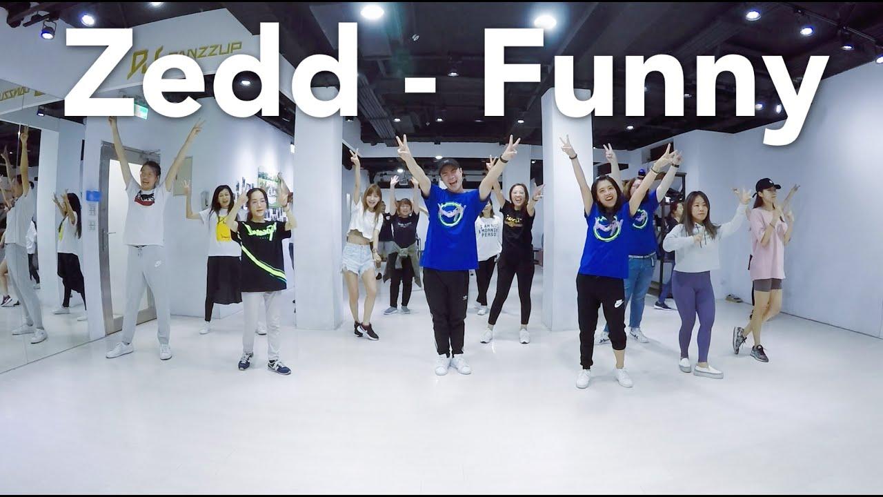 Zedd & Jasmine Thompson - Funny / 小霖老師 (週二班)  / 初級跳舞課
