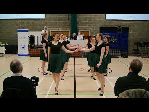 Newcastle Festival 2018 Glasgow University Ladies