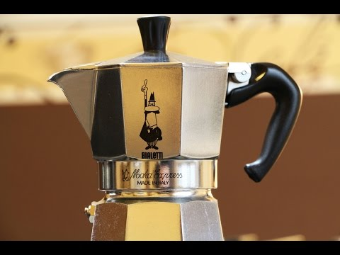 84affbb47b How to use a Bialetti Moka Express