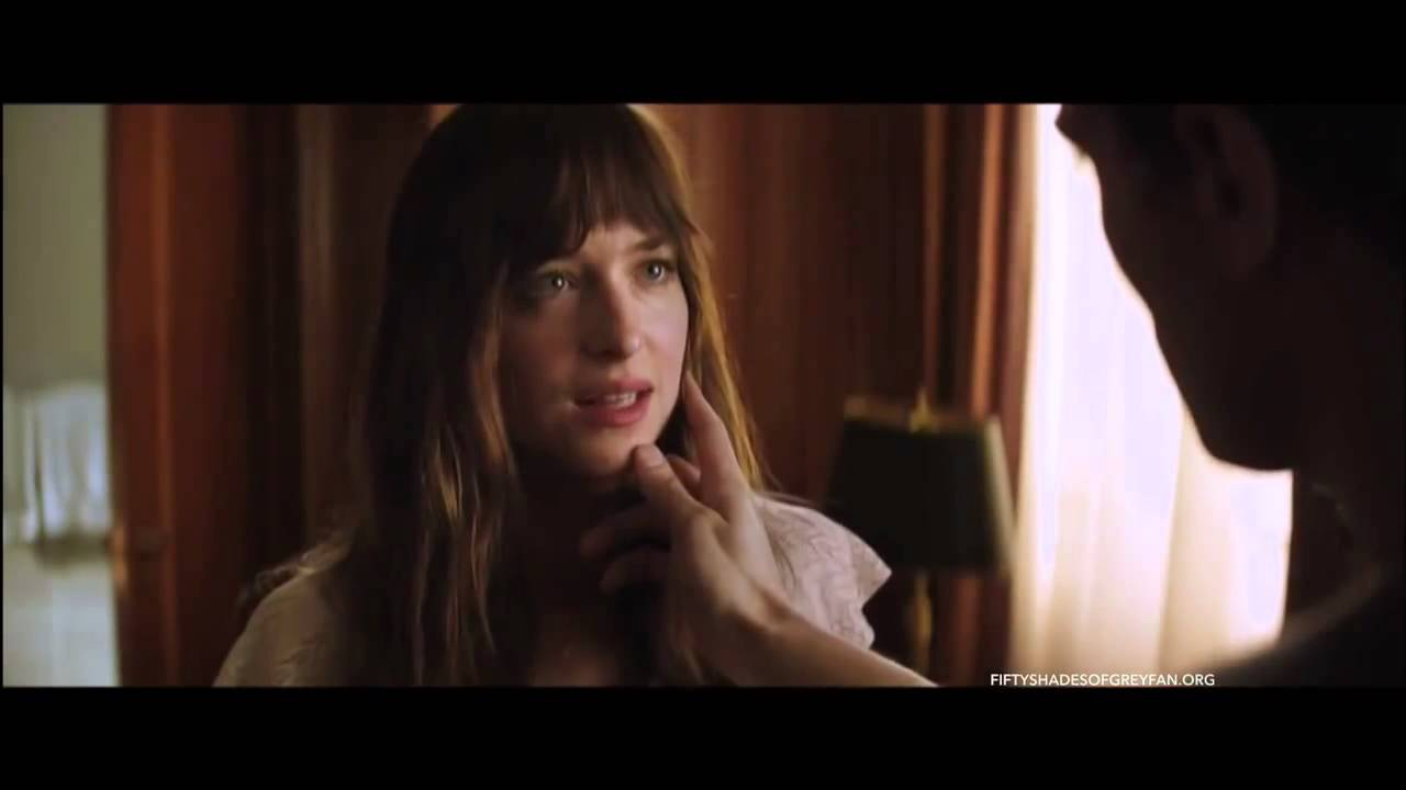 Fifty shades of grey official trailer 3 2015 jamie for Youtube 50 shades of grey movie