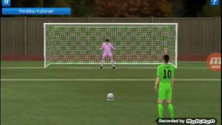 Dream League soccer 2017 ANTRENMAN