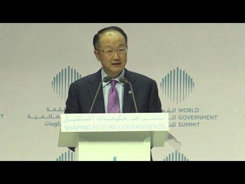 UAE: World Government Summit opens in Dubai