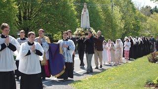 Giáo Hội Năm Châu 25 – 31/08/2015: Thánh tượng Đức Mẹ Fatima được rước sang Syria thumbnail
