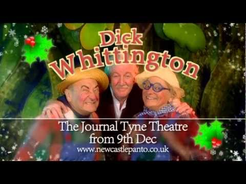 Dick Whttington - Panto at The Journal Tyne Theatre 2011 - The Quiz