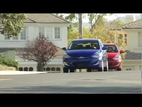 2012 Hyundai Accent Drive Time Introduction