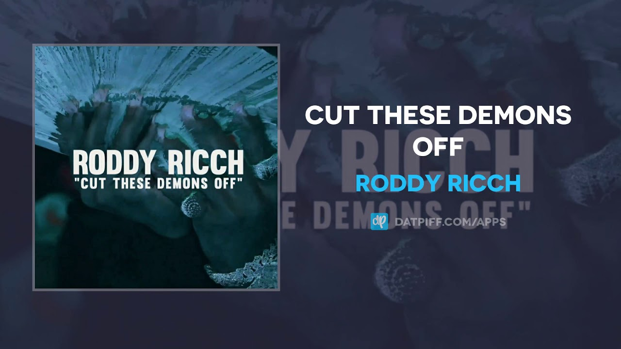 Roddy Ricch - Cut These Demons Off (AUDIO)
