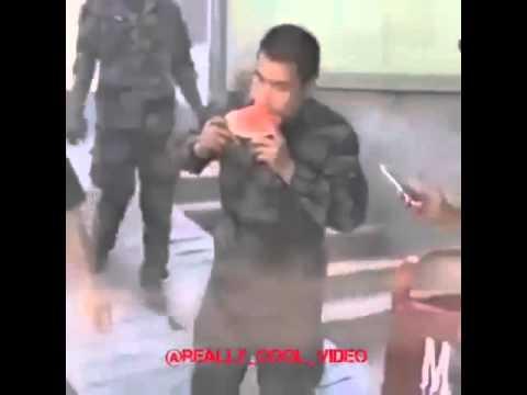 Как едят солдаты