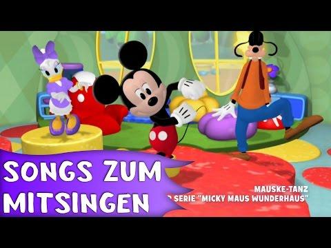 Micky Maus Wunderhaus - Outro - Tolle Songs zum Mitsingen - bei DISNEY JUNIOR