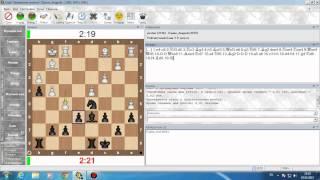 Шахматы - Блиц онлайн - Крепкий орешек