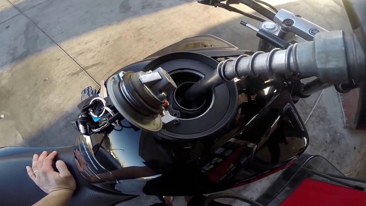 Vlog 5: Đi đổ xăng & tham quan cây xăng Mỹ