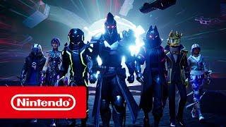 Fortnite - Battle Pass Season X (Nintendo Switch)