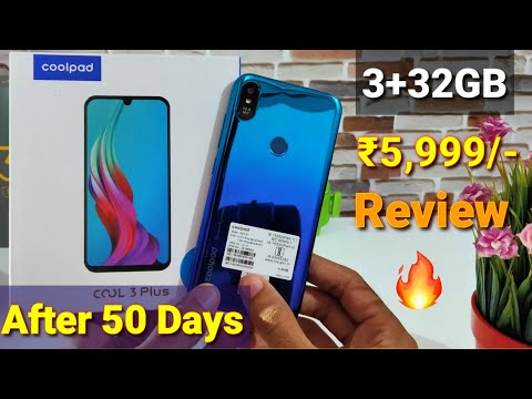 Coolpad Cool 3 Plus full review after 2 months use   Coolpad Cool 3 Plus vs Realme C2 vs Redmi 7a