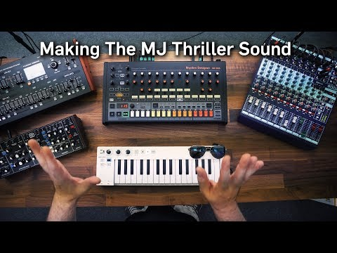Behringer recreates the sounds from Michael Jackson's Thriller… and teases a LinnDrum clone | MusicRadar