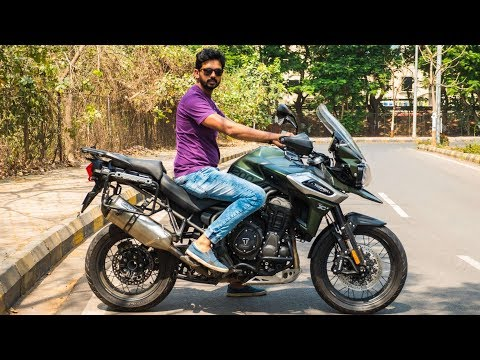 Triumph Tiger 1200 - The Bike For Globetrotting | Faisal Khan