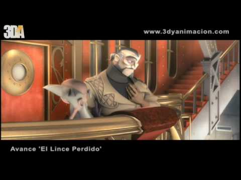 Avance de 'El Lince Perdido' en 3DA