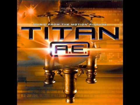 TITAN AE-IM IN OVER MY HEAD
