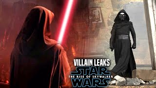 The Rise Of Skywalker Villain Leaks Change Everything! (Star Wars Episode 9)