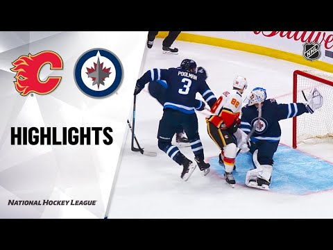 09/22/19 Condensed Game: Flames @ Jets