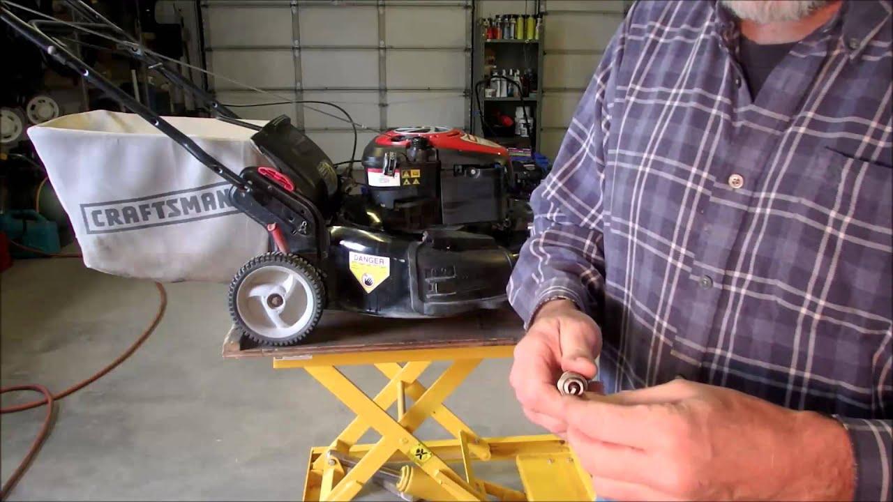 A Newer Briggs Lawn Mower That Won T Start